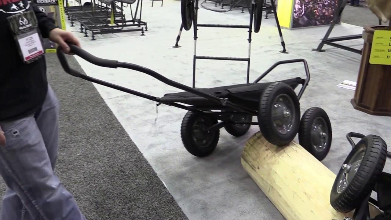 Hawk Crawler Deer Cart Youtube