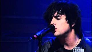 Green Day - 21 Guns Live at Last Call (10.06.2009) Legendado