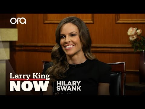 Hilary Swank on Women in Hollywood & Impact of Past Films