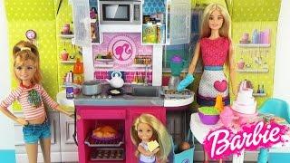 видео Игры барби для девочек: Барби шеф повар