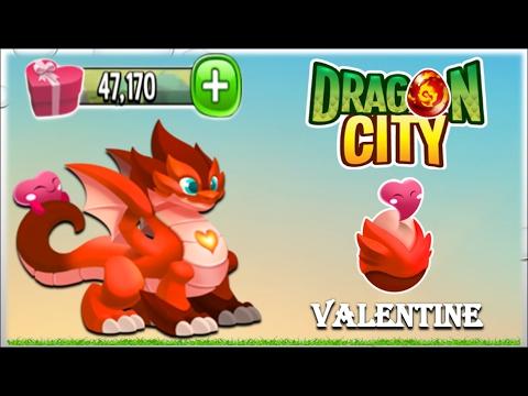 Dragon City   Valentine Dragon [Valentineu0027s Island   Walkthought Part 3]    YouTube