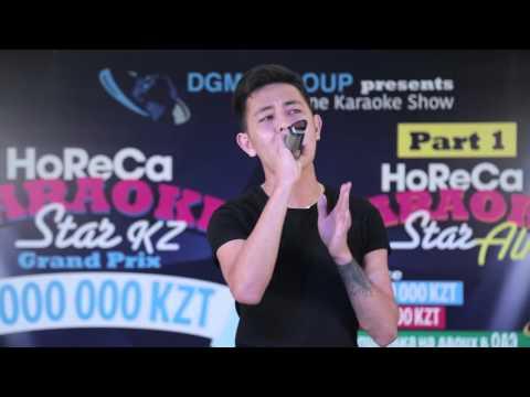 HoReCa Karaoke Star. Round 1. Battle #3