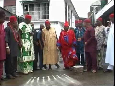OIL MAGNET OKEOHIA BECOMES EZE NDIGBO LEKI, LAGOS