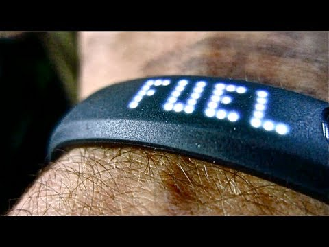 the Nike Fuel Band launch by Casey Neistat