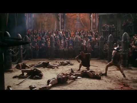 Rome 1x11 Tito Pullo e Lucio Voreno nell' arena.wmv
