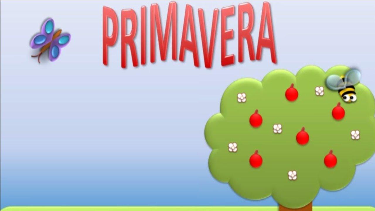 Las Estaciones Del Año Para Niños, The Seasons In Spanish for ...