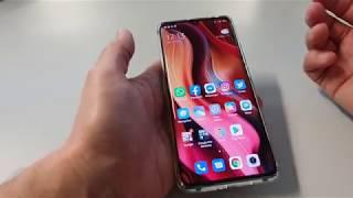 Xiaomi mi note 10 pro Prise en mains