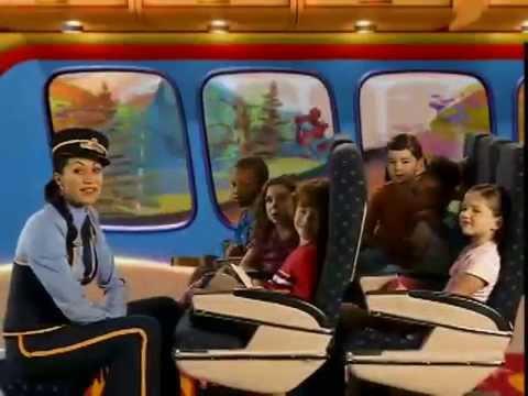 Bullet Train | Choo Choo Soul | Disney Junior