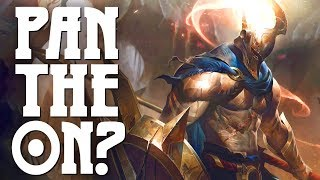 What's the deal with Pantheon? || character design & lore analysis