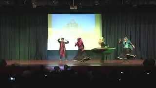 iDance Navarasa - KATHAK Dance (Karuna Rasa)