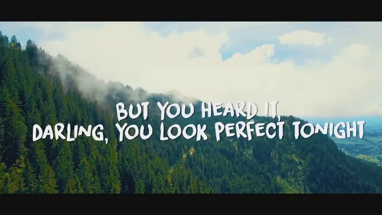 "Ed Sheeran   ""Perfect"" Cover Lyrics Video"
