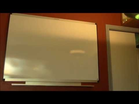 quartet-prestige-2-whiteboard,-installation