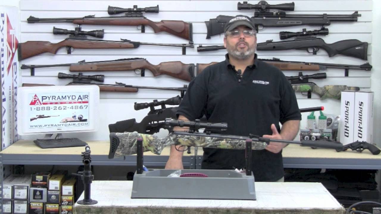 Hatsan 85 Sniper or Mod 95 - Airguns & Guns Forum