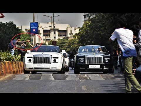 Rich kids of MUMBAI take over Worli Sea face (INDIA)!!!