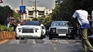 Rich kids of MUMBAI take over Worli Sea face (INDIA)!!!