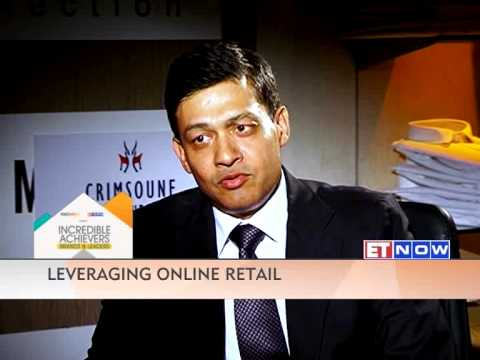 CRIMSOUNE CLUB on ET NOW - INCREDIBLE ACHIEVERS BRANDS AND LEADERS