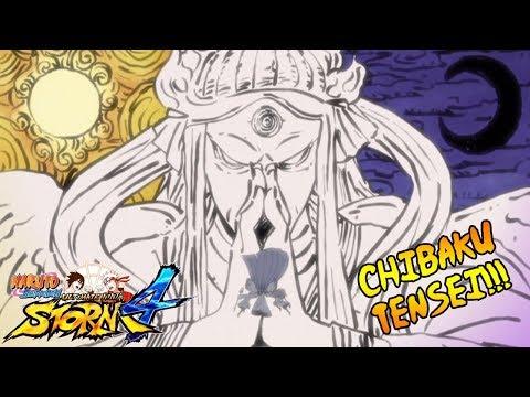 CHIBAKU TENSEI!!! - Naruto Shippuden: Ultimate Ninja Storm 4