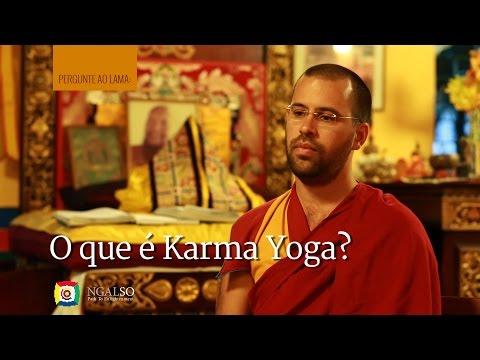 O que é Karma Yoga? (subtitles: PT-EN)