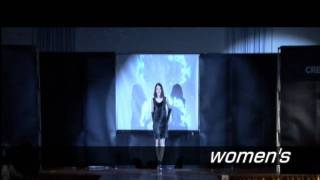 WOMEN'S COLLECTION 2010 ILOVE SHIN-SHU FASHION SHOW ファッションショー