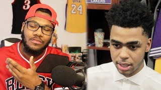 HUGE NBA BLOCKBUSTER TRADE! D'Angelo Russell to Nets! Lakers Make Room for Paul George & Lonzo Ball!
