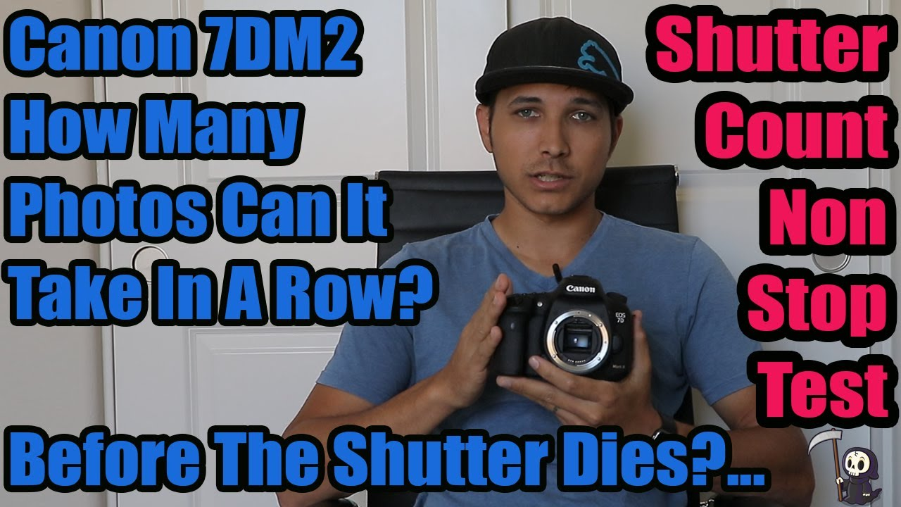 Torture Test: See the Moment a Canon DSLR Shutter Dies