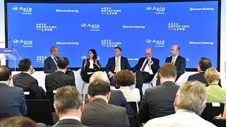 Australian Business in Asia Panel at Asia Briefing LIVE