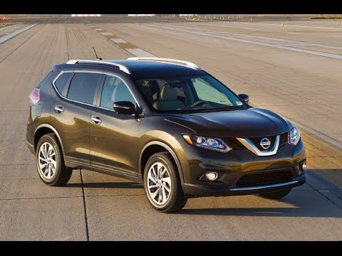 2014 Nissan Rogue Exterior And Interior Design Youtube