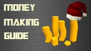 Runescape 3 EoC F2p Money Making Guide / 200k - 500k + per hour / 2013 RS3 Commentary