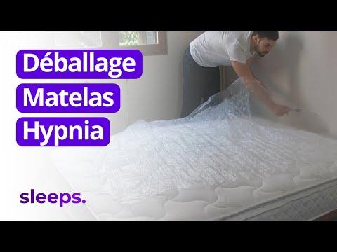 Déballage Matelas Hypnia Bien être Suprême Le Meilleur Matelas