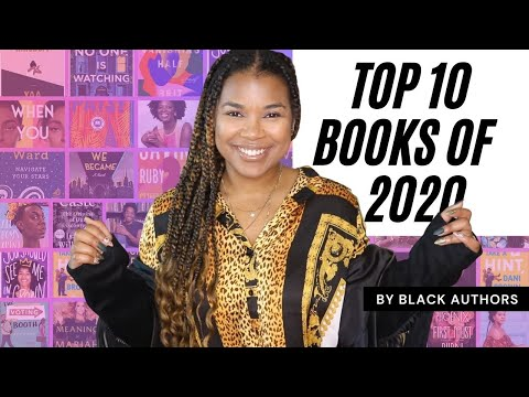 FAVORITE BOOKS By Black Authors This Year!
