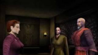 Star Trek: Deep Space Nine - The Fallen gameplay