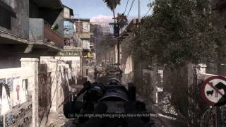 Call of Duty: Modern Warfare 2. Part 1. PC Max Settings Gameplay HD