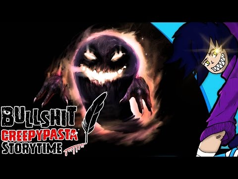 Bullshit Creepypasta Storytime: Possessed Pokémon Blue