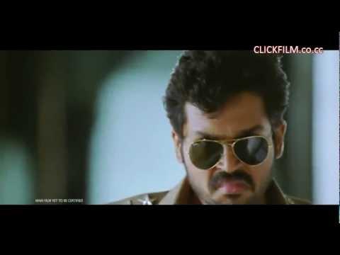 Alex Pandian:Tamil Movie Official Trailer 1080p HD (karthi Sivakumar,anushka Shetty,santhanam )
