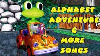 ABC Story American Long Road & More Songs   Kids Songs  Nursery Rhymes   Baby Songs   Children Songs