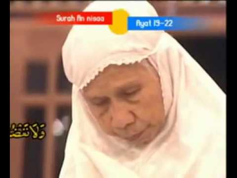 H  Muammar ZA    SURAH AN NISAA, AYAT 19 28, Part 1 of 4 2015