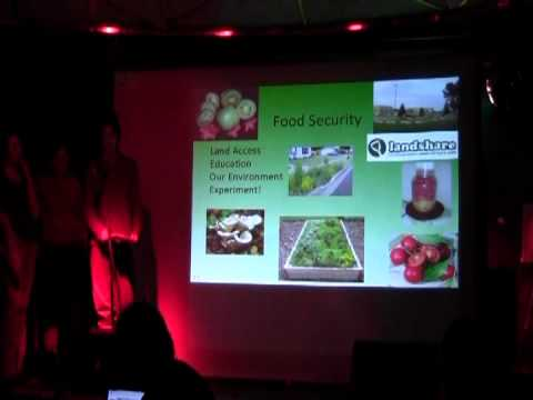 Permaculture Presentation: Sustainable Solutions for Calgary by Kym, Christy, and Luke