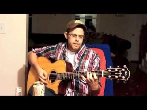 Alex Bain  Hey Hey My My Into The Black Acoustic Cover