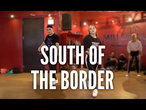 Download Lagu  ED SHEERAN ft. CAMILA CABELLO & CARDI B - South Of The Border | Kyle Hanagami Choreography Mp3 Free
