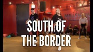ED SHEERAN ft. CAMILA CABELLO & CARDI B - South Of The Border | Kyle Hanagami Choreography