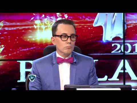 """Showmatch 2014 - Polino a Pachano: """"Sos mentiroso, hipócrita y falso"""""""