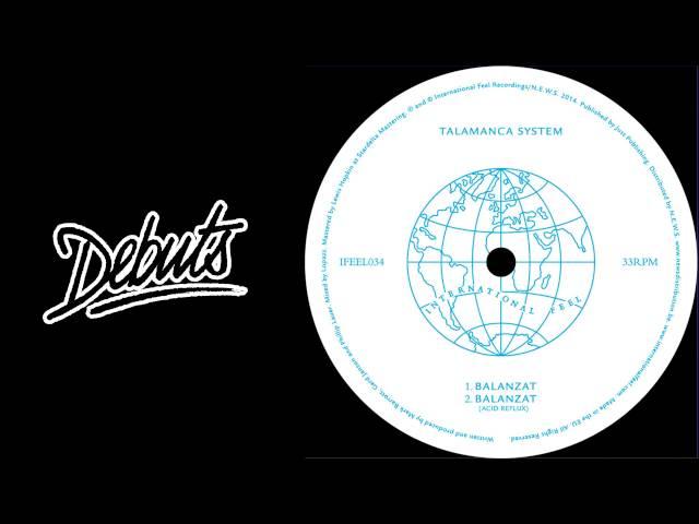 Talamanca System 'Balanzat (Tuff City Kids Remix)' - Boiler Room Debuts