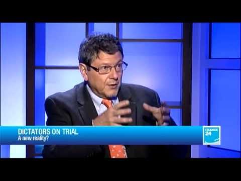 FRANCE 24 The Interview - Reed Brody, Counsel and Spokesperson for Human Rights Watch