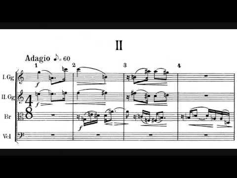 Arnold Schönberg  String Quartet No 3