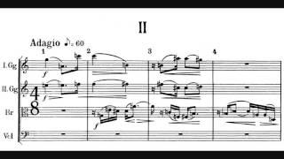 Arnold Schönberg - String Quartet No. 3