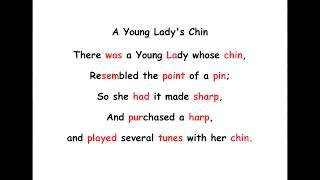 英語よみきかせリズミクス Young Lady's Chin thumbnail
