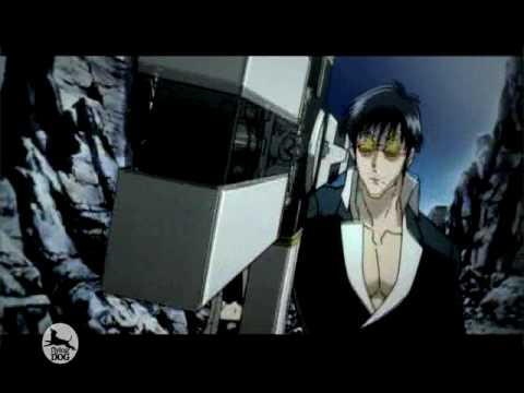 "TRIGUN  H.T. In ""Badlands Rumble""  Music Clip"