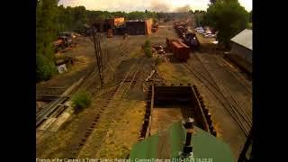 7/9/2018 The Fireman Engineer school train returns to Chama, NM