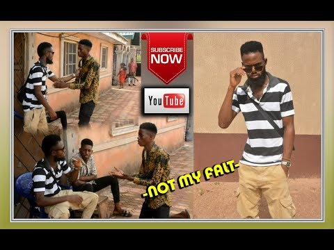 Video: Df comedy - NOT MY FAULT( Dfcomedy)  ... anger of a stupid friend