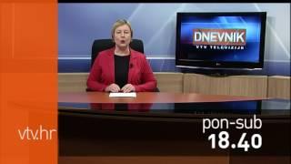 VTV Dnevnik najava 28. ožujka 2017.